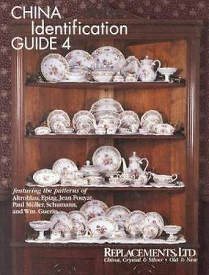 Replacements LTD China Pattern ID Guide Book 4