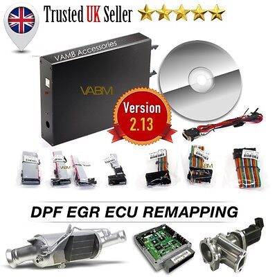 V2.13 Ecu Programmer Dpf Remap Car Engine Chip Tuning Remapping Tool Kit Bdm