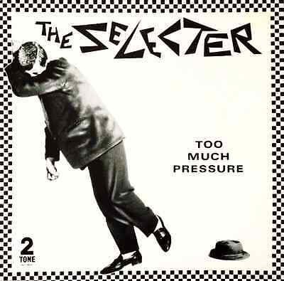 THE SELECTER - Too Much Pressure (LP) (EX-/VG+)