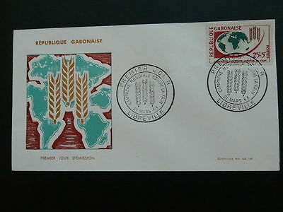 world food program FAO against hunger FDC Gabon 50158