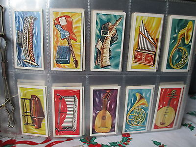 Anonymous**musical Instruments**set Of 25 Cards