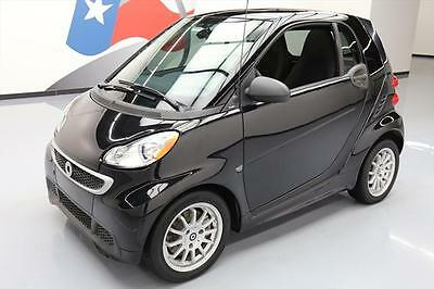2013 Smart Fortwo  2013 SMART FORTWO PASSION PADDLE SHIFTERS ALLOYS 28K MI #672308 Texas Direct