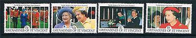 Gren.of St Vincent 1991 Queens 65th B/day SG750/3 MNH