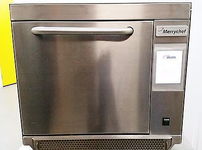 Merrychef Eikon E3 Catering Combi Microwave Combination Oven 13amp plug