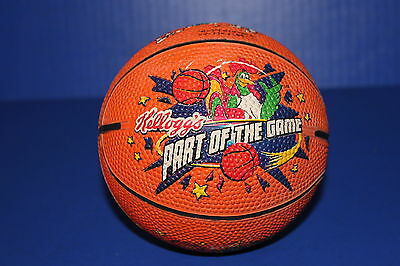 Nice Kellogg's Cereal Mascots Advertising Basketball Part Of The Game