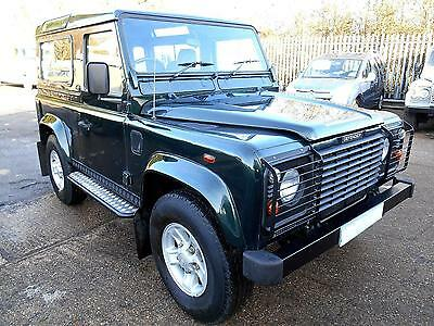 Land Rover Defender 90 TD5 County Station Wagon DIESEL MANUAL 2003/53