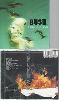 Cd--Bush--The Science Of Things