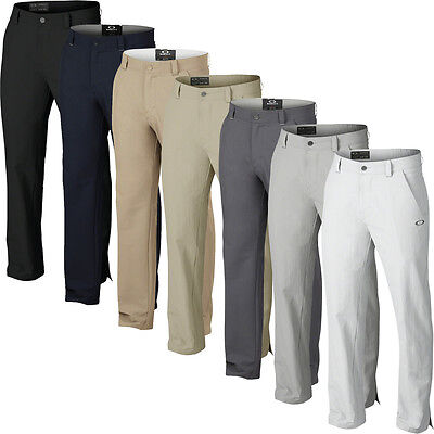 Oakley Take Pants 2.5 Mens Hydrolix Stretch Performance Golf Trousers