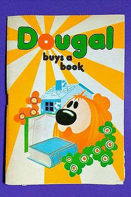 'Dougal Buys a Book'. Magic Roundabout themed book token story ©DANOT 1972. RARE