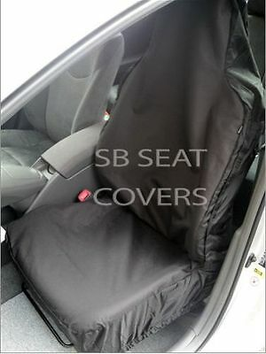 i - TO FIT A KIA SOUL EV CAR, S/ COVERS, DELUXE WATERPROOF BLACK, FULL SET
