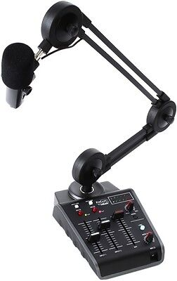 Miktek ProCast SST USB Broadcast Microphone with M