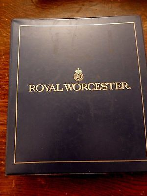 Vintage Royal Worcester Catalog - Beautiful Photos - Great Identification Refere