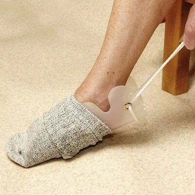 Able2 Stocking or Sock Aid Helps You When Dressing & Pulling Up Socks