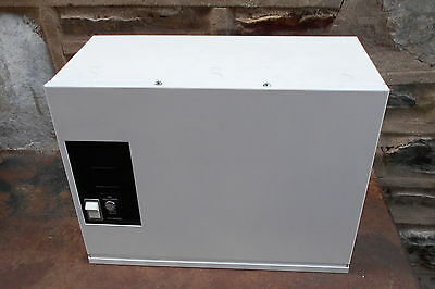 Chloride TMF-250-w  EMERGENCY LIGHT STEEL UNIT ** NO HEADS INCLUDED NEVER USED