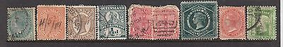 AUSTRALIA States Small Collection to 5d Inc Couple on Piece