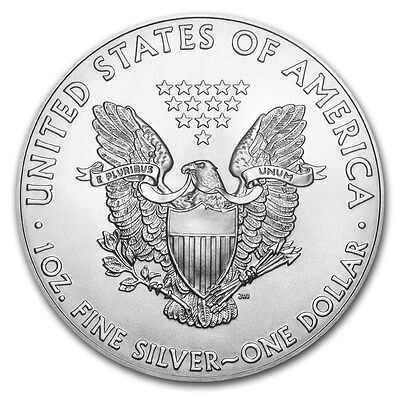 Silver 2017 American Eagle 1 oz. Coin - .999 fine silver American Eagles 1oz