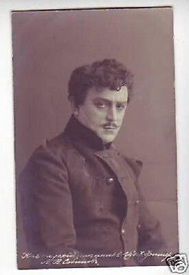 SOBINOV Russian OPERA Singer TENOR Vintage PHOTO PC bt