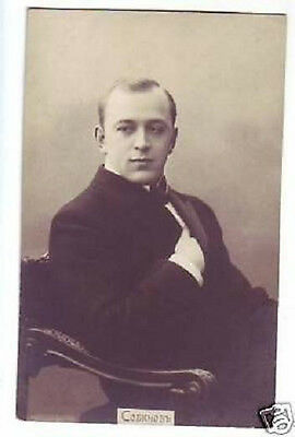 SOBINOV Russian OPERA Singer TENOR Vintage PHOTO PC ee