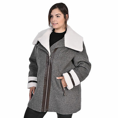 Morgan Wool Jacket ( Plus Size)