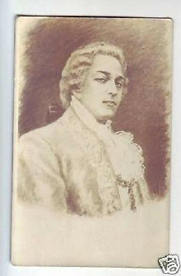 SOBINOV Russian OPERA Singer TENOR Vintage PHOTO PC aff