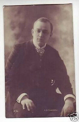SOBINOV Russian OPERA Singer TENOR Vintage PHOTO PC ww