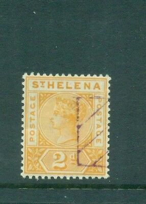 St Helena 1896 2d Victoria used SG 49