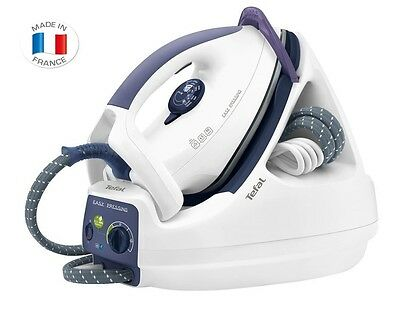 Tefal Easy Pressing Steam Generator Steam Iron (GV5245)