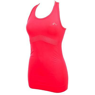 Débardeur Only play Christine seamless ls rse Rose 79347 - Neuf