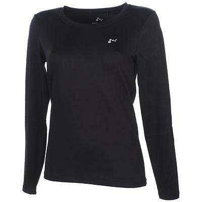 Tee shirt manches longues Only play Claire blk ml training l Noir 31894 - Neuf
