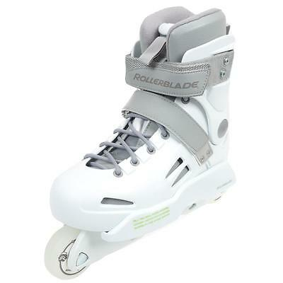 Rollers Rollerblade Solo trooper 60mm/90a sg5 Blanc 70046 - Neuf