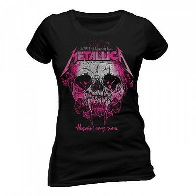 T-shirt Metallica - Wherever I May Roam - Femme