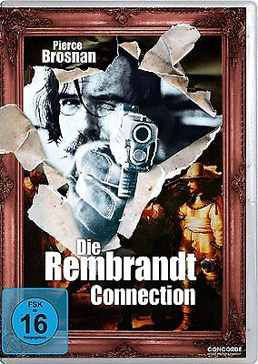 DVD * DIE REMBRANDT CONNECTION - Pierce Brosnan, Alexandra Paul # NEU OVP $