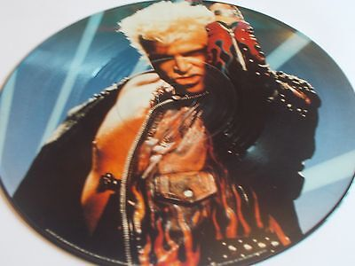 Billy Idol Prodigal Blues Picture Disc 1990