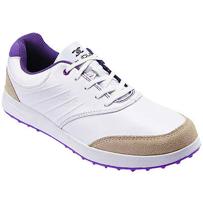 35% Off Rrp Stuburt Ladies Urban Control Spikeless Womens Street Golf Shoes