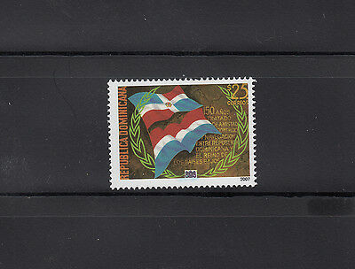 Dominican Republic 2007 Netherlands Sc 1438  mint never hinged