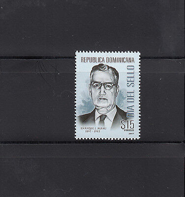 Dominican Republic 2007 Stamp Day Sc 1435  mint never hinged