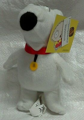 Family Guy Brian Toy 7""