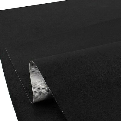 Seat Cover Anti-Slip Black faux leather anti-slip for motorcycle, scooter