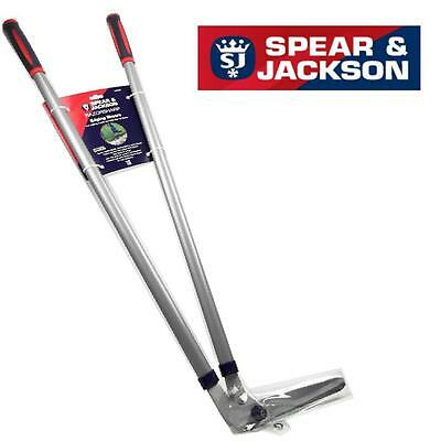 Spear & Jackson Razor Sharp Steel Lawn Edging Edger Grass Shears +10 yr waranty