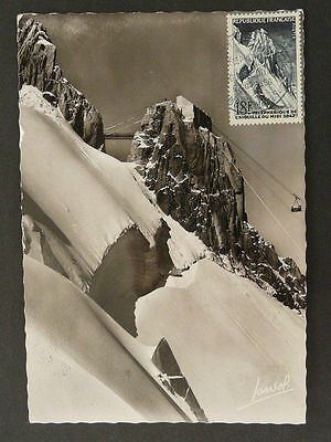 mountains astronomy observatory 1956 maximum card 40417