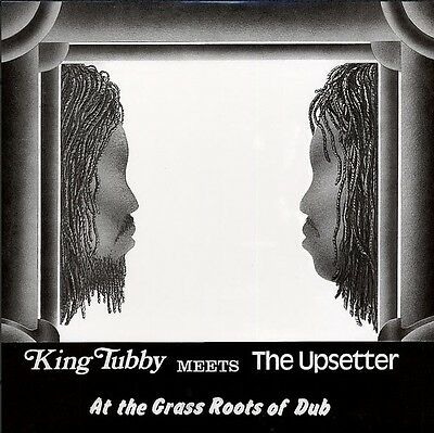 KING TUBBY MEETS THE UPSETTERS Grass Roots of Dub LP Studio 16 ‎– STU 16LP 001