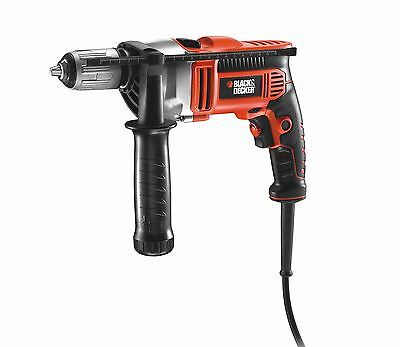 BLACK AND DECKER KR805K 800W Percussion Hammer Drill - 240V