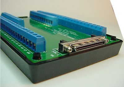 NEW       68 pin VHDCI Breakout for National Instruments NI DAQ CARDS