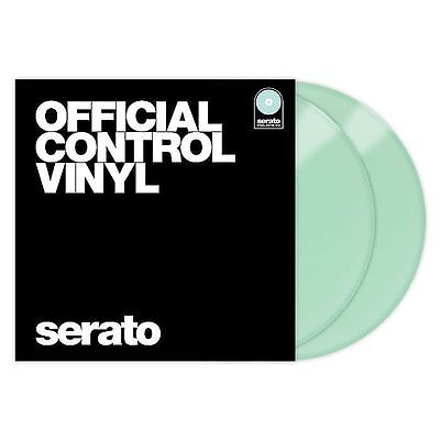 Serato Performance Series 12 Inch Control Vinyl (glow in the dark, pair)