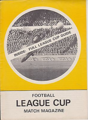 BOLTON WANDERERS v EVERTON 76-77 LEAGUE CUP MATCH 16 PAGE PIRATE ISSUE