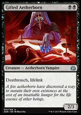 ETERIDE TALENTUOSO - GIFTED AETHERBORN Magic AER Mint
