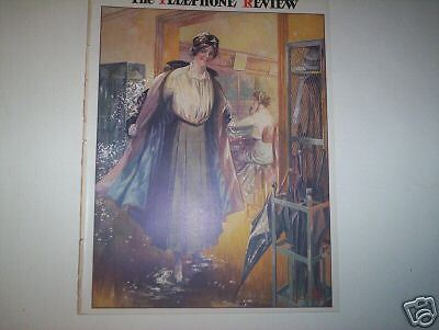 Telephone Review March 1916