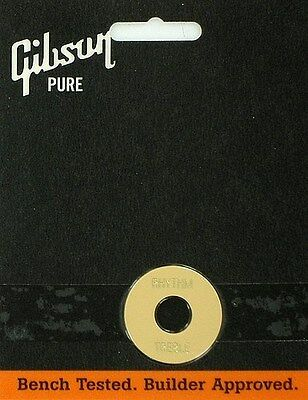 GIBSON RHYTHM/TREBLE DISC SWITCH GIBSON LES PAUL cream PRWA-030