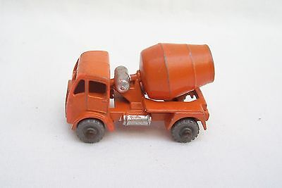 Vintage Matchbox No 26 ERF Cement Mixer - Made In England By Lesney