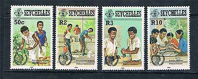 Seychelles 1985 Youth Year SG 624/7 MNH